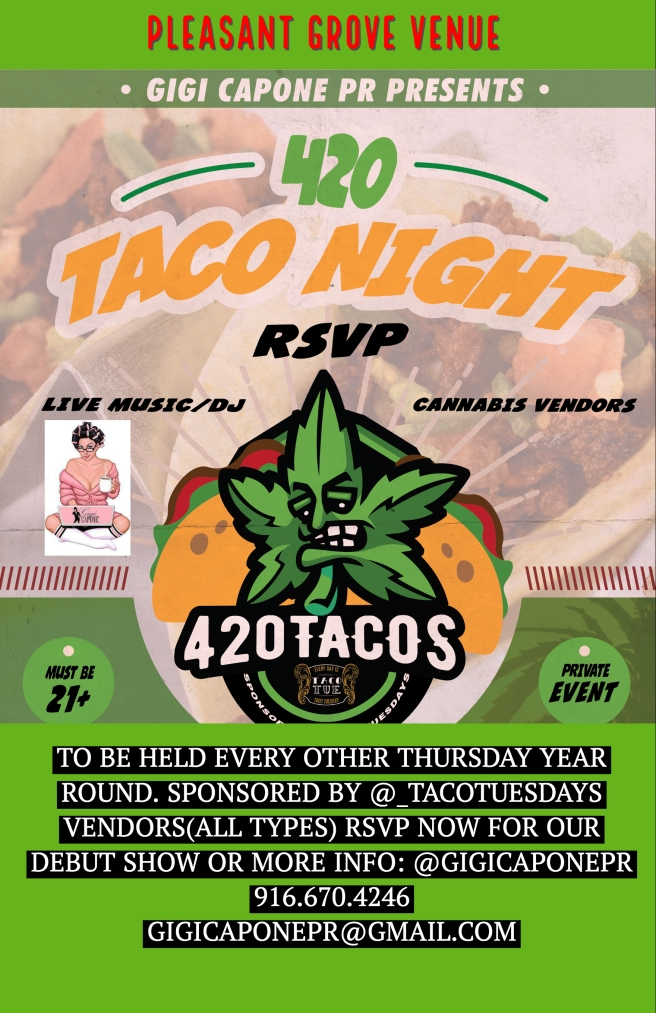 420 taco night - pleasant grove - vendor rsvp 1